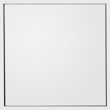QUADRO lustro kwadratowe czarne 90cm