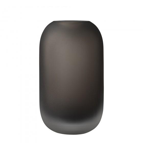 HYDRIA wazon średni brąz śr.12cm