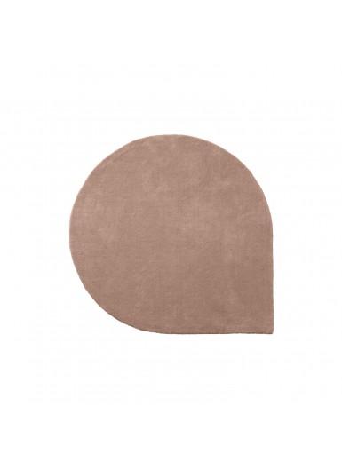 STILLA S wełniany dywan różowy 130cm
