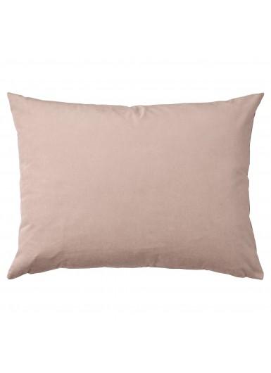 MUNDUS aksamitna poduszka różowa 55x58cm