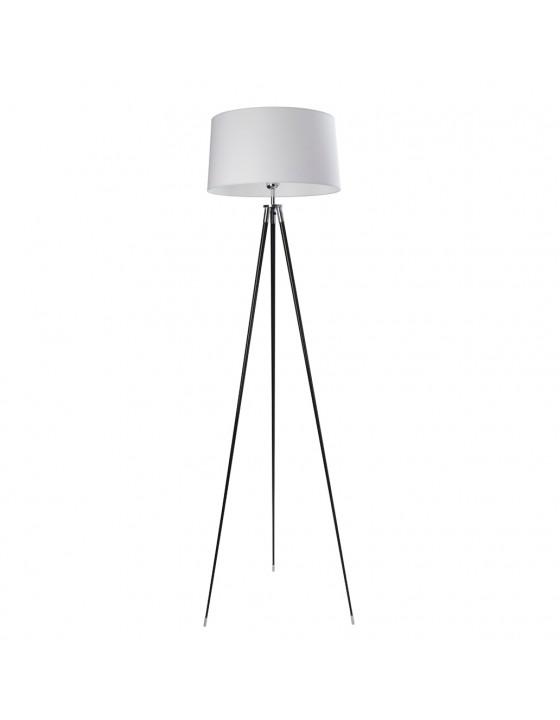 LORD LIGHT lampa podlogowa biala na trojnogu H196cm