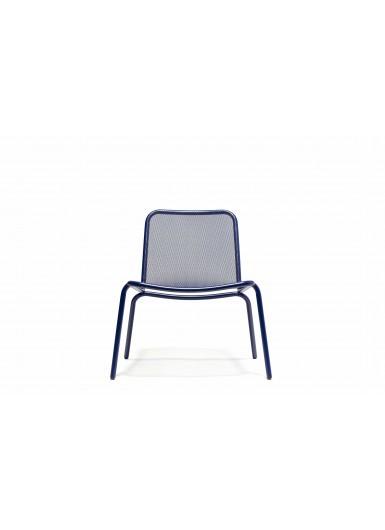 STARLING krzeslo ogrodowe klasyczne niskie H69cm