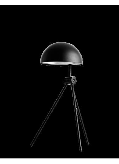 RADON nocna biurkowa czarna H52cm