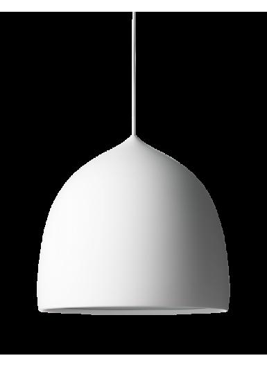SUSPENCE P2 wisząca biała z białym kablem 6m.