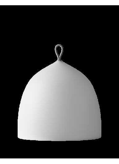 SUSPENCE Nomad podłogowa biała z szarym kablem 4m.