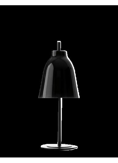 CARAVAGGIO lampka nocna/biurkowa czarna H51,7cm