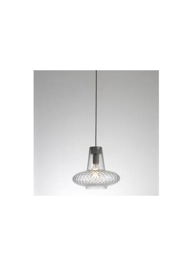 GIULIETTA lampa wisząca szklana śr.32cm