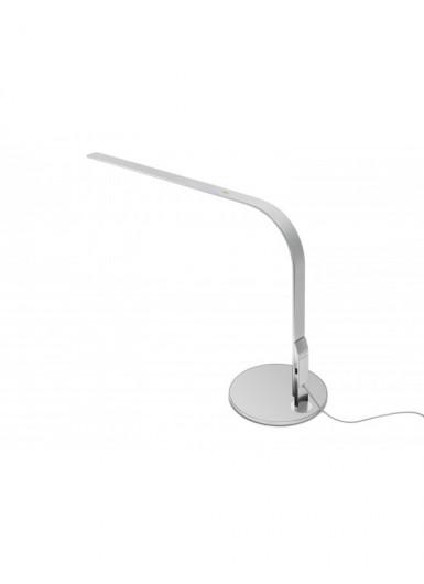 LIM 360 lampka biurkowa/nocna aluminium-srebrna