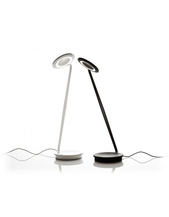 PIXO lampa biurkowa/nocna grafitowa