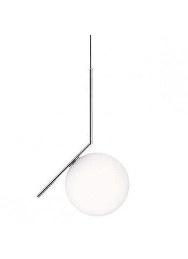 IC S2 lampa wisząca duża chrom