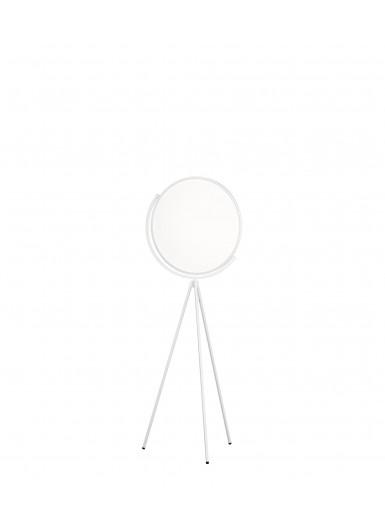 SUPERLOON biała lampa podłogowa Flos
