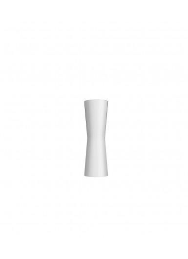 CLESSIDRA  40+40 biały kinkiet Flos