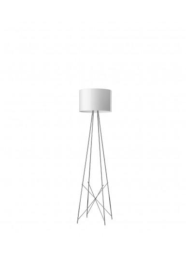 RAY F2 biała lampa podłogowa Flos