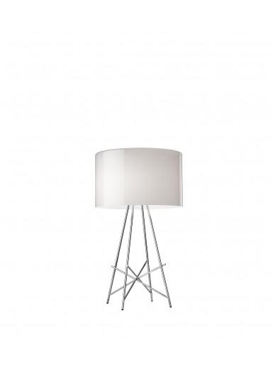 RAY T szkło lampa stołowa Flos