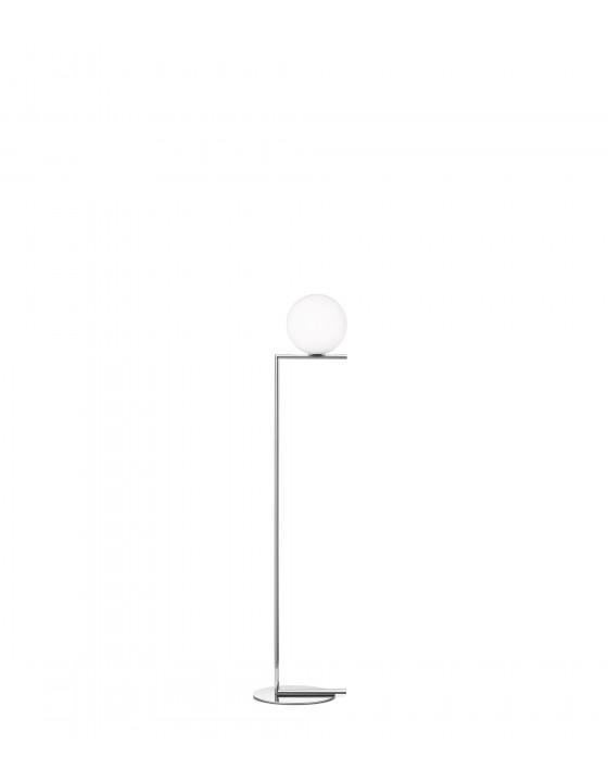 IC F1 chrom lampa podłogowa Flos