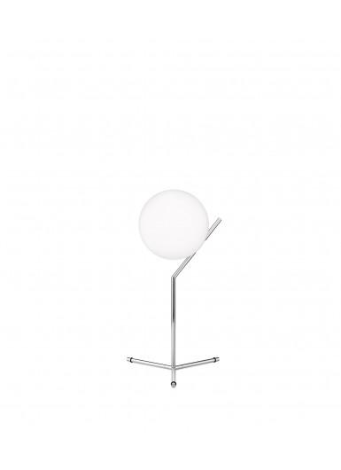 IC T1 HIGH chrom lampa stołowa Flos