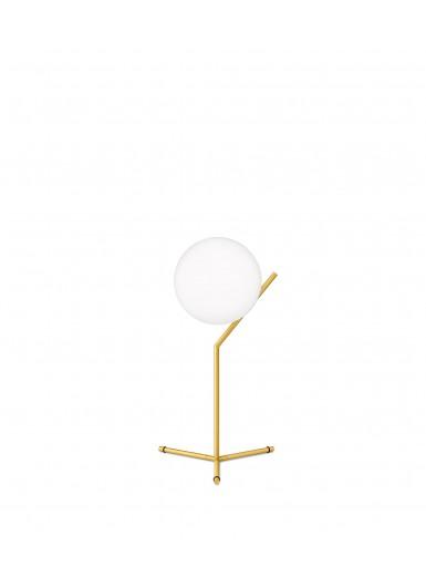 IC T1 HIGH mosiądz lampa stołowa Flos