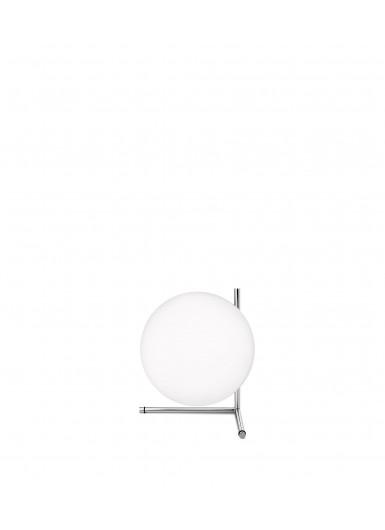 IC T2 lampa chrom stołowa Flos