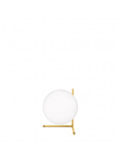IC T2 mosiądz lampa stołowa Flos