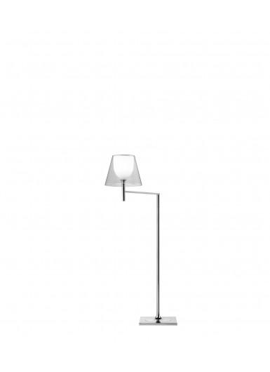 KTRIBE F1 transparentna lampa podłogowa Flos