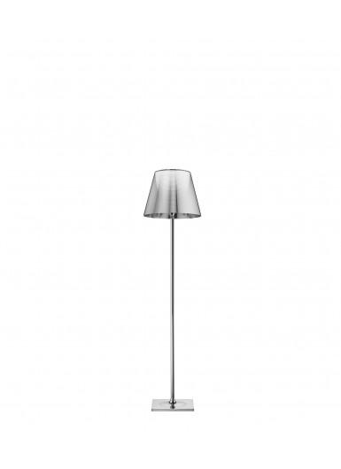 KTRIBE F2 srebro lampa podłogowa Flos