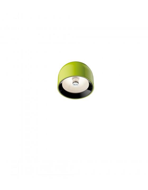 WAN C/W plafon Flos zielony