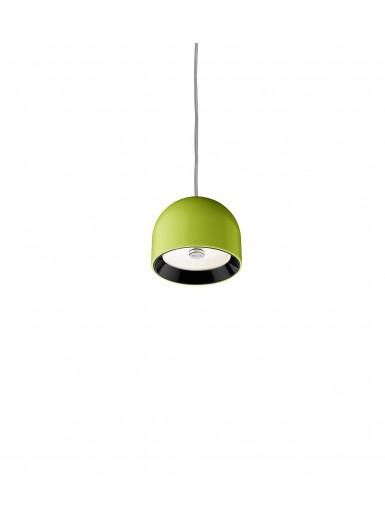 WAN S lampa wisząca Flos zielona