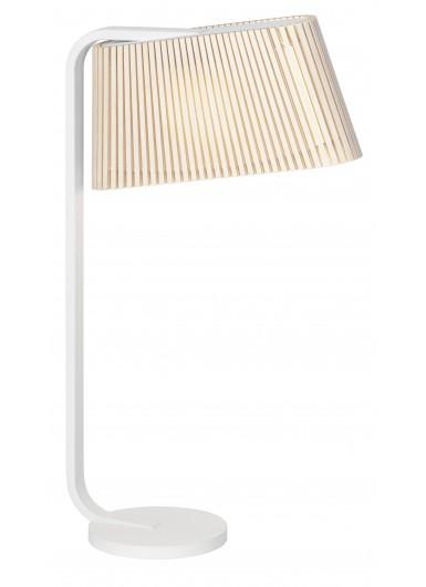 OWALO 7020 brzoza lampa stołowa Secto