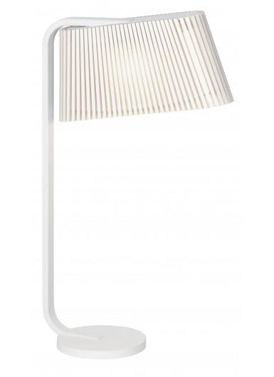OWALO 7020 biała lampa stołowa Secto