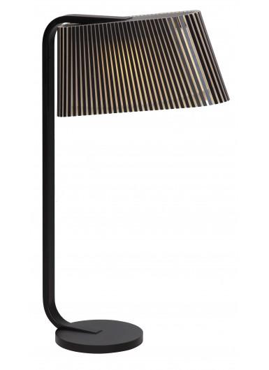 OWALO 7020 czarna lampa stołowa Secto Design