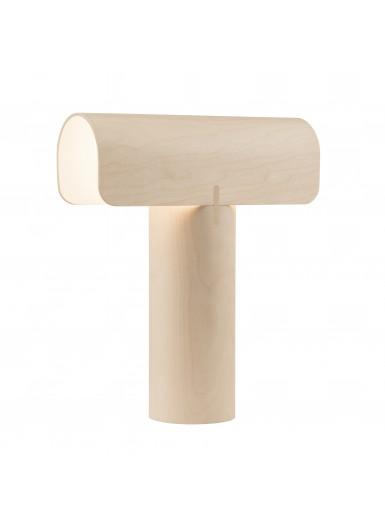 TEELO 8020 brzoza lampa stołowa Secto