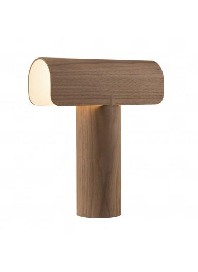 TEELO 8020 orzech lampa stołowa Secto