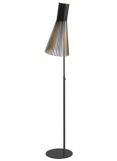 SECTO 4210 czarna lampa podłogowa Secto