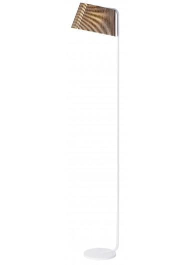 OWALO 7010 orzech lampa podłogowa Secto