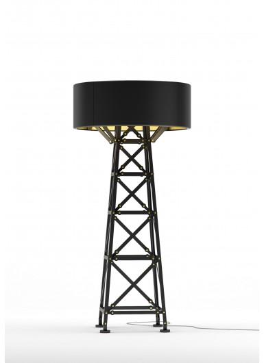 CONSTRUCTION M śr. 67 cm czarna lampa podłogowa MOOOI