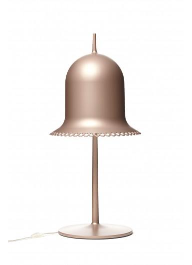 LOLITA T złoty róż lampa stołowa MOOOI