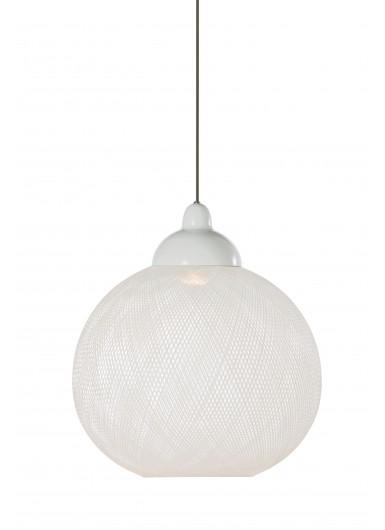 NON RANDOM 48 cm biała lampa wisząca MOOOI