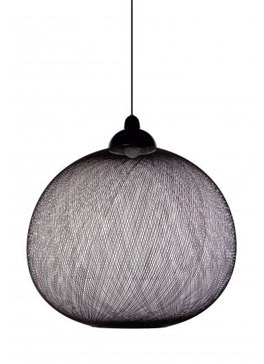 NON RANDOM 71 cm czarna lampa wisząca MOOOI