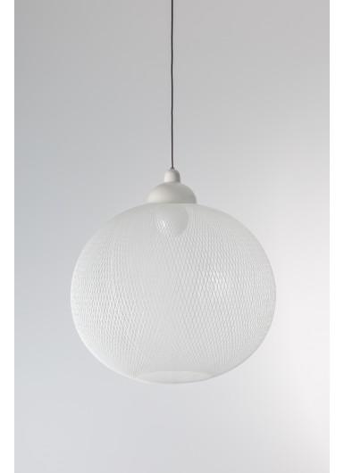 NON RANDOM 71 cm biała lampa wisząca MOOOI