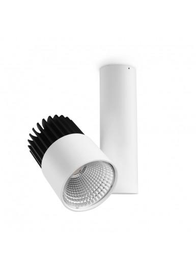 ROLL SIMPLE reflektor biały, kąt 24, moc 23,5W