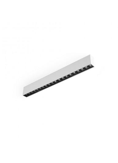 RAFTER Led natynkowy 80 cm 28,5W biały mat