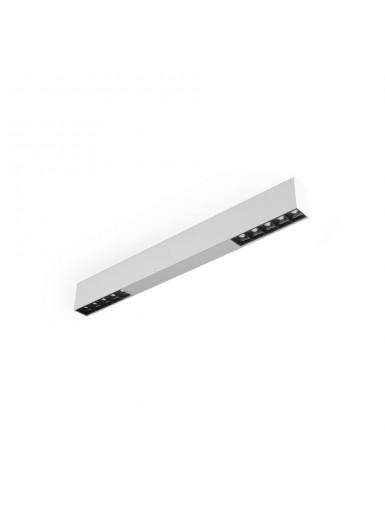 RAFTER led points section natynkowy 54 cm 9,5W biały mat