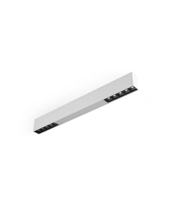 RAFTER LED points section natynkowy 173 cm 24W biały mat