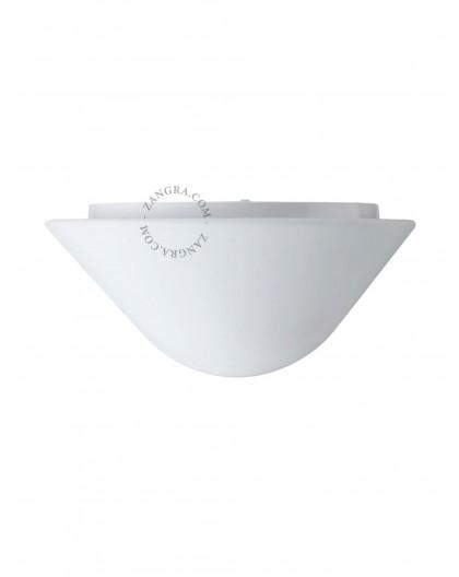 Lampa ścienna lub sufitowa ZANGRA śr. 25 cm